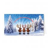Kalėdinis sveikinimo atvirukas 20081.9724