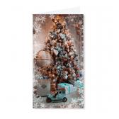 Kalėdinis sveikinimo atvirukas 20081.9732