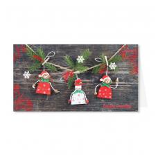 Kalėdinis sveikinimo atvirukas 20081.9725