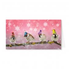 Kalėdinis sveikinimo atvirukas 20081.9727