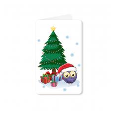 Kalėdinis sveikinimo atvirukas 216.9706