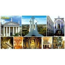 Turistinis atvirukas 4002.4914 Vilnius