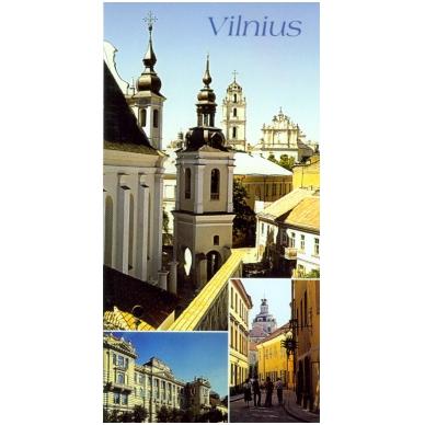 Turistinis atvirukas 4002.4913 Vilnius