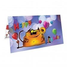 "Atvirukas  310 ""Happy birthday"""