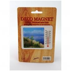 Dekoratyvus magnetas su termometru  7019_jūra