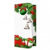 Kalėdinis sveikinimo atvirukas (voko formos) 217.9872