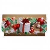 Kalėdinis sveikinimo atvirukas (voko formos) 217.9885