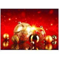 Kalėdinis atvirukas 2007.9125