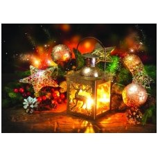 Kalėdinis atvirukas 2007.9126