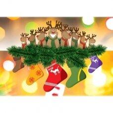 Kalėdinis atvirukas 2007.9269