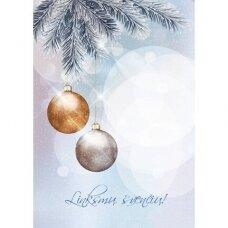 Kalėdinis atvirukas 2007.9270