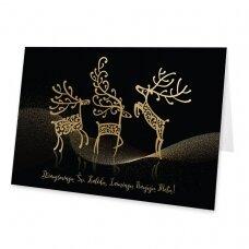 Kalėdinis sveikinimo atvirukas 20034.9890