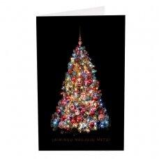 Kalėdinis sveikinimo atvirukas 20034.9891