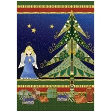 Kalėdinis sveikinimo atvirukas 2007.8268