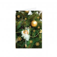 Kalėdinis sveikinimo atvirukas 2007.9715