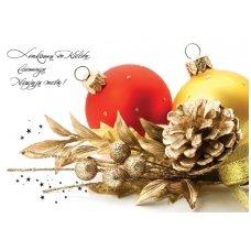Kalėdinis sveikinimo atvirukas 2007.8274