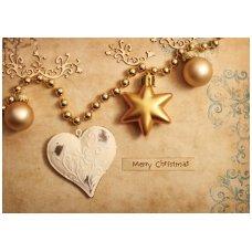 Kalėdinis sveikinimo atvirukas 2007.8561
