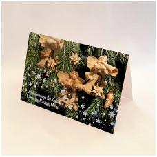 Kalėdinis sveikinimo atvirukas 2007.9482