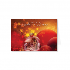Kalėdinis sveikinimo atvirukas 2007.9719