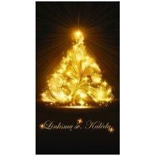 Kalėdinis sveikinimo atvirukas 20081.9092