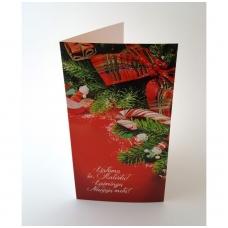 Kalėdinis sveikinimo atvirukas 20081.9098