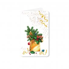 Kalėdinis sveikinimo atvirukas 216.9711