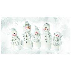 Kalėdinis sveikinimo atvirukas (voko formos) 217.9144