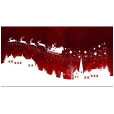Kalėdinis sveikinimo atvirukas (voko formos) 217.9148