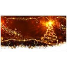 Kalėdinis sveikinimo atvirukas (voko formos) 217.9153