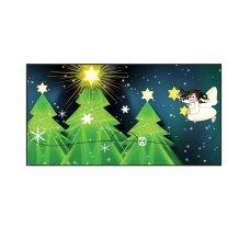 Kalėdinis sveikinimo atvirukas (voko formos) 217.9260