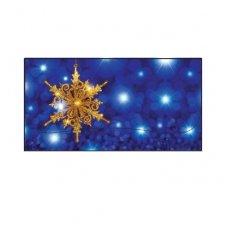 Kalėdinis sveikinimo atvirukas (voko formos) 217.9261