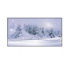 Kalėdinis sveikinimo atvirukas (voko formos) 217.9264