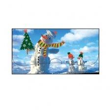 Kalėdinis sveikinimo atvirukas (voko formos) 217.9266