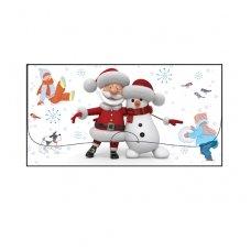Kalėdinis sveikinimo atvirukas (voko formos) 217.9267