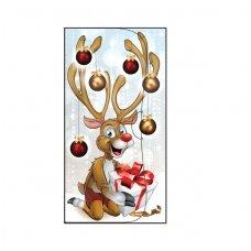 Kalėdinis sveikinimo atvirukas (voko formos) 217.9268