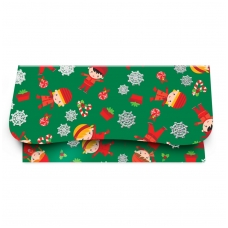 Kalėdinis sveikinimo atvirukas (voko formos) 217.9490