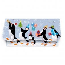 Kalėdinis sveikinimo atvirukas (voko formos) 217.9493