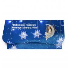 Kalėdinis sveikinimo atvirukas (voko formos) 217.9495