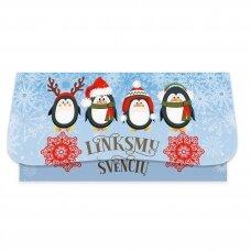 Kalėdinis sveikinimo atvirukas (voko formos) 217.9871
