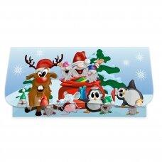 Kalėdinis sveikinimo atvirukas (voko formos) 217.9875