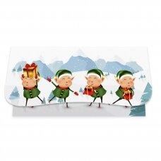 Kalėdinis sveikinimo atvirukas (voko formos) 217.9876