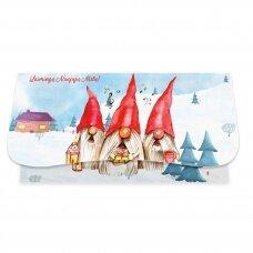 Kalėdinis sveikinimo atvirukas (voko formos) 217.9883