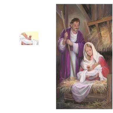 Kalėdinis sveikinimo atvirukas 20081.8288 4