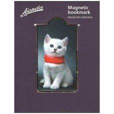 """Magnetinis skirtukas """"Kačiukas"""""""