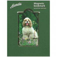 """Magnetinis skirtukas """"Šuo"""""""