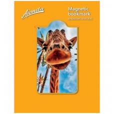 """Magnetinis skirtukas """"Žirafa"""""""