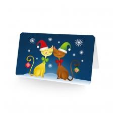 Mažo formato kalėdinis atvirukas 216.9466