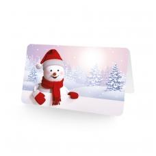 Mažo formato kalėdinis atvirukas 216.9474
