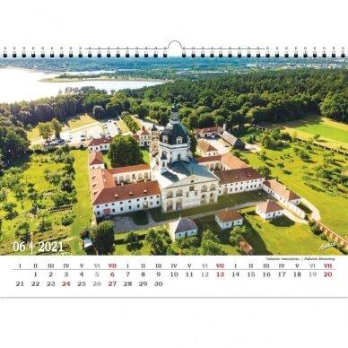 Pakabinamas kalendorius 9009.9859 2