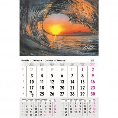 Pakabinamas kalendorius 9013.0007